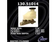 Centric Brake Master Cylinder 130.51014