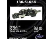 Centric Brake Master Cylinder 130.61054