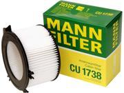 Mann-Filter Cabin Air Filter CU 1738 9SIA91D39G0688
