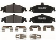 Bendix Brake Pad D727CT