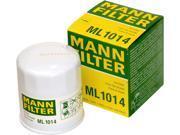 Mann-Filter Engine Oil Filter ML 1014