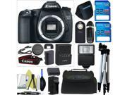 Canon EOS 70D DSLR Camera (Body Only) + Pixi-Advanced Accessory Bundle