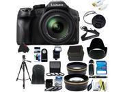 Panasonic Lumix DMC-FZ300 Digital Camera + Pixi-Advanced Accessory Kit
