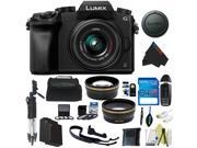 Panasonic Lumix DMC-G7 Mirrorless Micro Four Thirds Digital Camera with 14-42mm Lens + Pixi-Advanced Accessory Kit