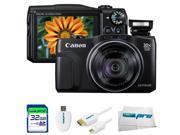 Canon PowerShot SX710 HS Digital Camera-Black Advanced Kit
