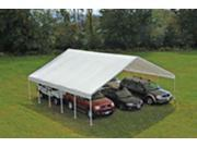 30 X 50 2 COMMERCIAL VALANCE CANOPY