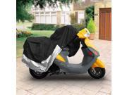 NEH® Motorcycle Bike Cover Travel Dust Storage Cover For Suzuki Moped Cutlass FZ50