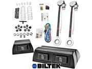 Biltek® 2x Car Window Automatic Power Kit Electric Roll Up For BMW GT Gran Coupe ActiveHybrid M235i Gran Coupe