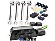Biltek® 4x Door Car Power Window Keyless Door Unlock Kit For Mercury Porsche Volvo 911 452 262 264 265 740