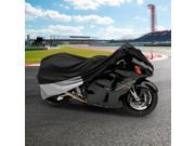 NEH® Motorcycle Bike Cover Travel Dust Storage Cover For Honda 1000 1000RR CBR1000