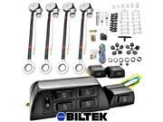 Biltek 4x Car Window Automatic Power Kit Electric Roll Up For Nissan / Volkswagen Beetle Bora Golf GTI Jetta