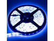 16.4' Feet Blue 300 LEDs Light SMD3528 On/Off Switch Control Kit 110V Plug - LED Strip Lighting for Aquariums, Bedrooms, Bathrooms, Commercial, Garage, Kitchen, Living Room, Man Caves, Offices, and Vehicles LED Reading Light Strip Night Light Lamp.