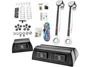 Biltek 2x Car Window Automatic Power Kit Electric Roll Up For Oldsmobile / Hyundai Accent Elantra XG300 XG350 88