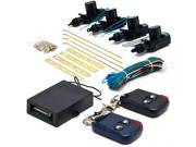 Biltek Power Car Door Lock / Unlock Kit Keyless Remote For Toyota / Volkswagen 4Runner Camry Echo Cruiser