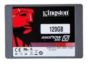 Kingston Digital 120GB SSDNow V300 SATA 3 2.5 (7mm height) with Adapter Solid State Drive 2.5-Inch SV300S37A/120G