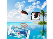 CX-36C Glider Wifi Control 4Channel 6-axis Gyro Aircraft RC Drone FPV Quadcopter