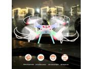 2.4G 4CH 6Axis RC Quadcopter RTF with LED Light for Night Flight
