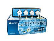 Kamoer 4 Channel Slave Dosing Pump - KSP-F04