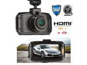 Car DVR, K&F Concept Driving Camera Recorder Car Camera Dash Cam HD 1296P 2.7 Inch 170 Degree Wide Angle Car Dashboard Camera with GPS, G-Sensor, WDR Night Mode 9SIA6EW5RK7902