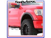09-14 Ford F150 Pickup OE Factory Style Fender Flares Wheel Protector Truck