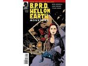 BPRD Hell on Earth Monsters #1 (2011) Dark Horse Comics VF/NM