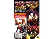 Marvel Spotlight Marvel Zombies Return (One-Shot) (2009) Marvel Comics VF/NM