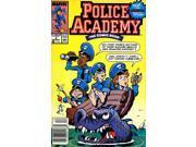 Police Academy the Comic Book #2 (1989-1990) Marvel Comics-