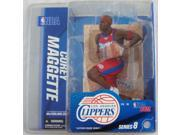 NBA McFarlane Series 8 Corey Maggette Action Figure Los Angeles Clippers MIP