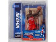 NBA McFarlane Series 9 Emeka Okafor Action Figure Charlotte Bobcats MIP
