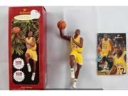 1997 Magic Johnson Hoop Stars #3 Los Angeles Lakers Hallmark Ornament