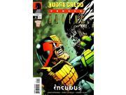 Judge Dredd versus Aliens Incubus #1 (2003) Dark Horse Comics VF/NM