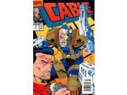 Cable #3 Volume 1 (1993-2002) Marvel Comics VF