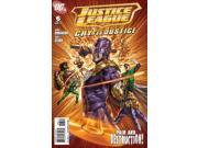Justice League Cry for Justice #6 (2009-2010) DC Comics VF+