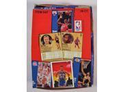1991-92 Fleer Basketball Card Wax Box New
