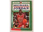 Sports Shots Collector's Mini Book #1 Michael Jordan Chicago Bulls Scholastic