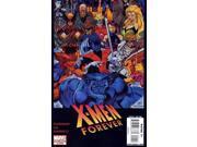 X-Men Forever Alpha (one-shot) Cover B (2009) Marvel Comics VF+