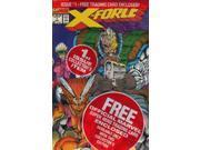 X-Force #4 Volume 1 (1991-2002) Marvel Comics VF/NM