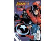 Avengers vs. Atlas #3 (2010) Marvel Comics NM
