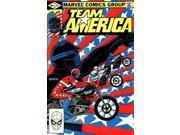 Team America #1 (1982-1983) Marvel Comics VF+