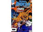 Detective Comics #623 (1937-2011) DC Comics VF+