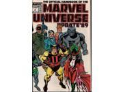 Official Handbook of the Marvel Universe Update '89 #2 (1989) Marvel Comics FN
