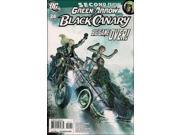 Green Arrow Black Canary #24 (2007-2010) DC Comics VF/NM