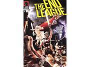 The End League #1 (2007-2009) Dark Horse Comics VF/NM