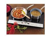 Waring Pro Double Induction Cooktop, ICT400