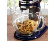 KitchenAid K5GB 5 Quart Glass Bowl with handle