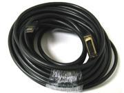 50FT 50' FT HDMI To DVI 24+1) 25 pin Cable Cord For HDTV PC Moitor LCD