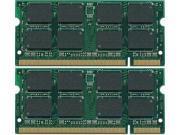 2GB (2X1GB) Gateway LT Series SODIMM Memory PC2-5300