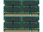 4GB (2X2GB) DDR2 SODIMM PC25300 667MHz LAPTOP MEMORY for Acer Aspire 5920