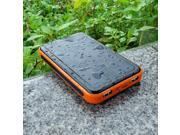 10000mAh 2 USB Solar Panel Charger Power Bank External Battery Backup For Phones Tablets iPhone Samsung HTC