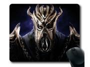 """for Game Skyrim Dragonbornthe Elder Scrolls V Rectangle Mouse Pad 9"""" x 10"""""""